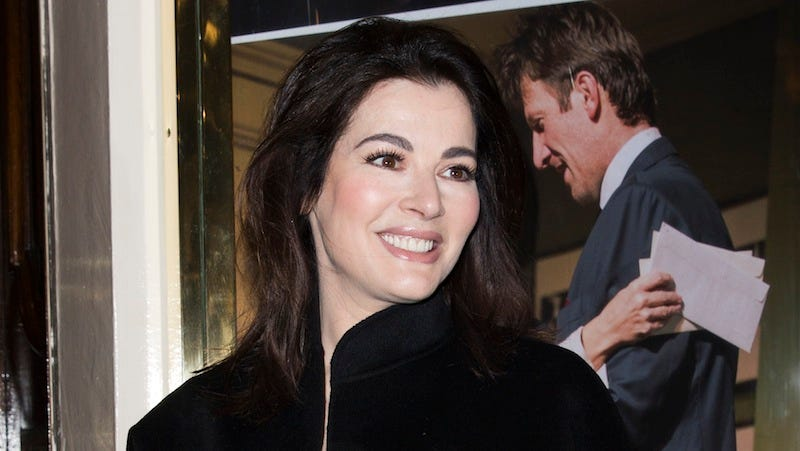Illustration for article titled Nigella Lawson Thinks Clean Eating Is 'a Way to Hide an Eating Disorder'
