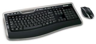 Illustration for article titled Microsoft Wireless Laser Desktop 7000 and Digital Media Keyboard 3000, WOW!
