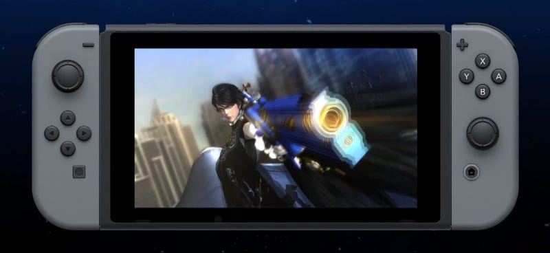 Illustration for article titled Bayonetta 1 & 2 Are Coming To The Nintendo Switch