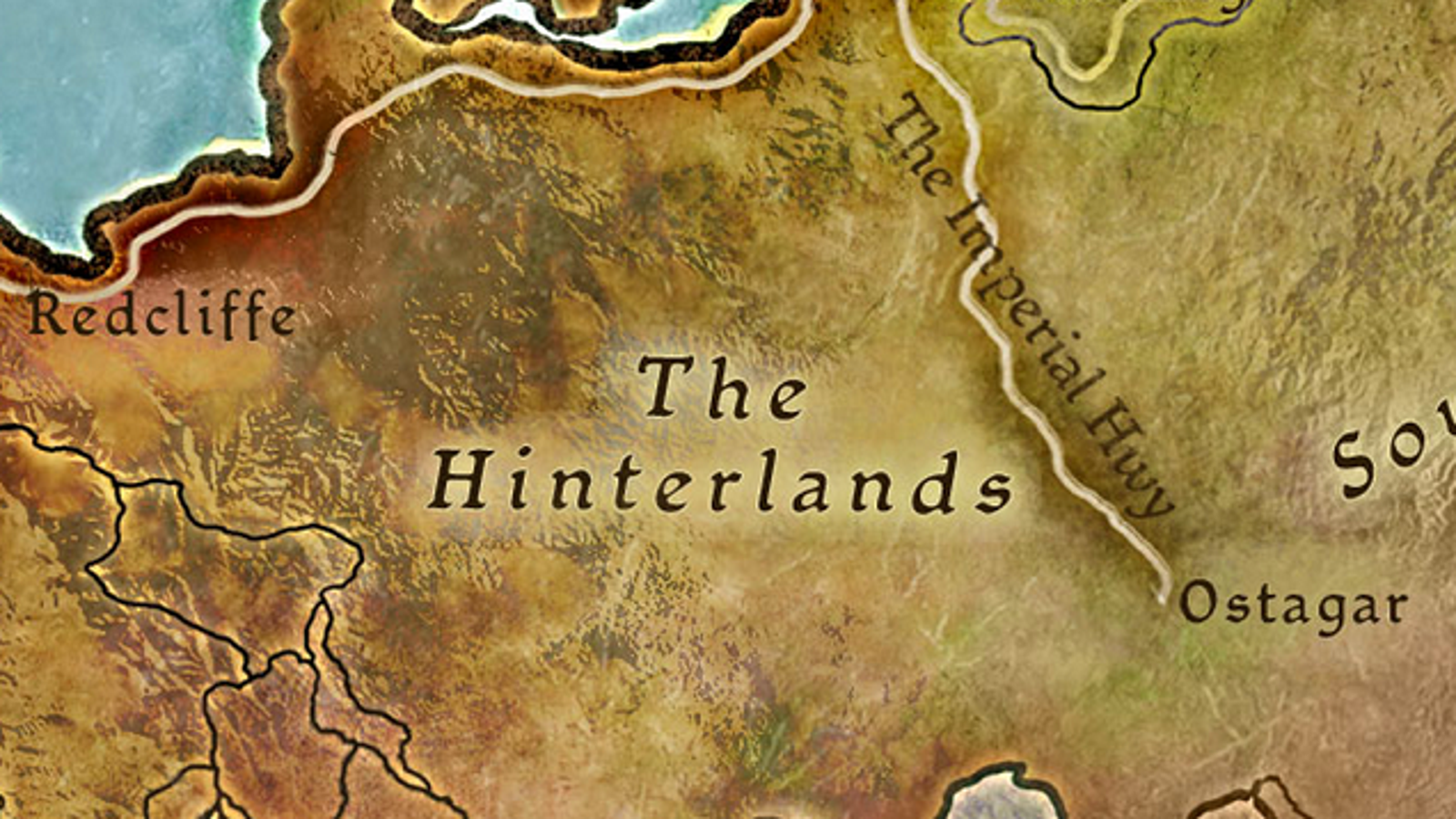 PSA: If You\'re Playing Dragon Age, Leave The Hinterlands
