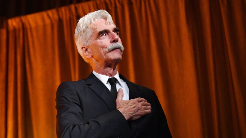 """Illustration for article titled Sam Elliott on his Oscar nod: """"It's about fucking time"""""""