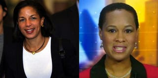 Susan Rice (Spencer Platt Getty Images News); Rhonda Lee (CNN)