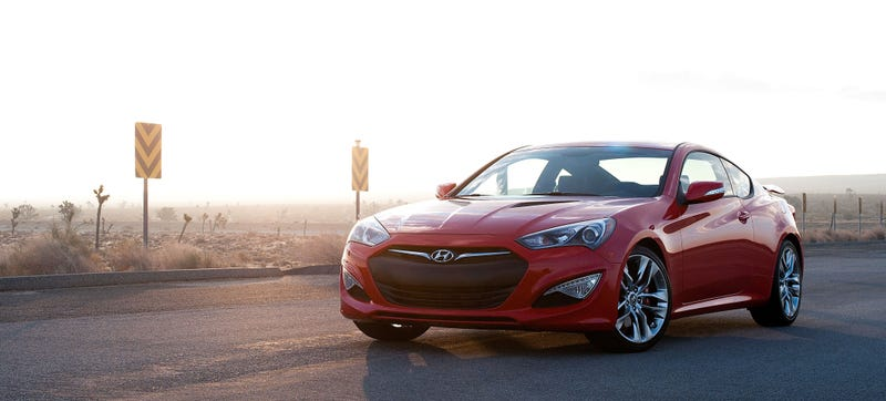 Illustration for article titled Dead: Hyundai Genesis Coupe