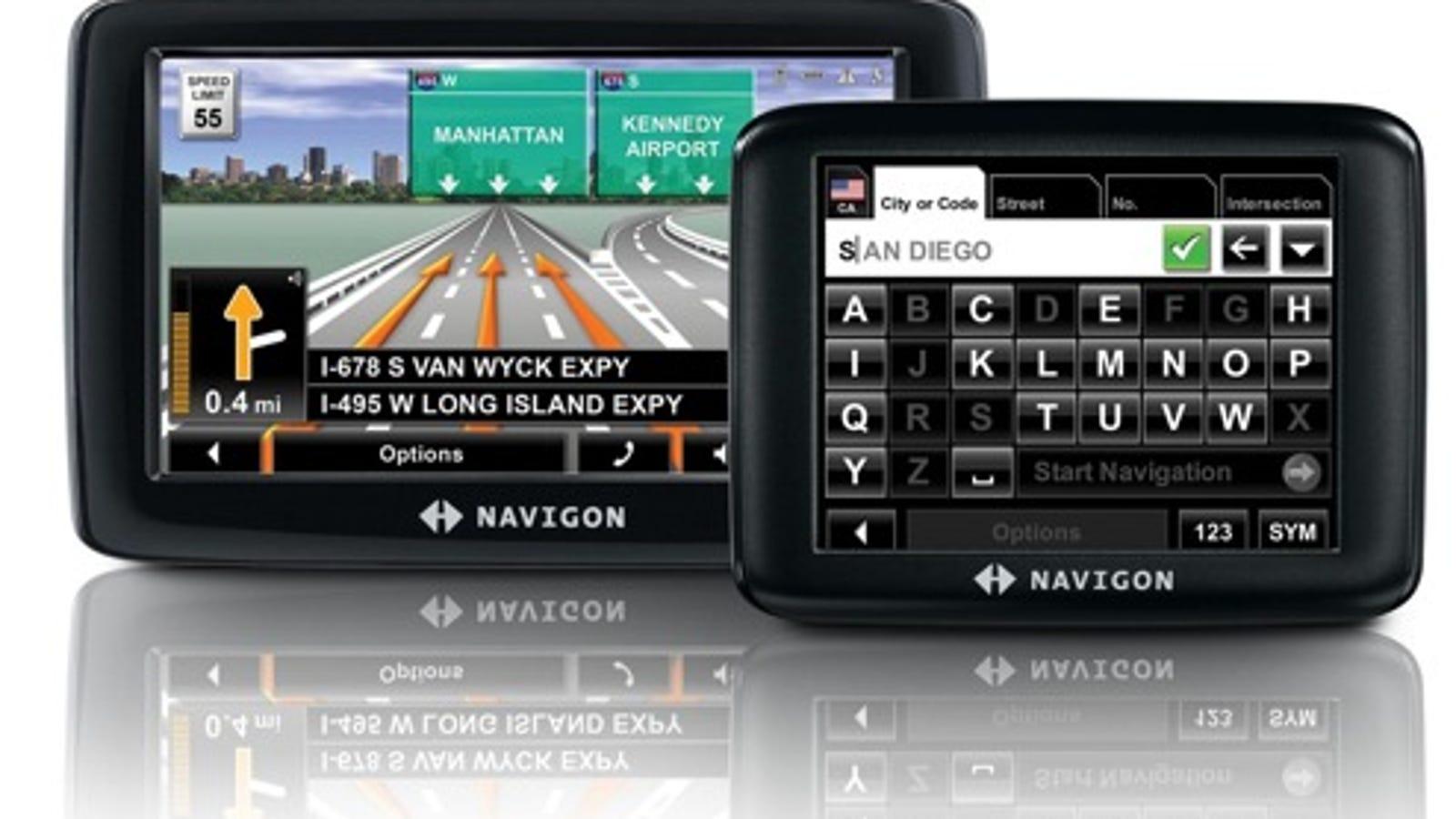 Navigon's New 5100 Max, 2090S GPS Units Get 2 Years of Free