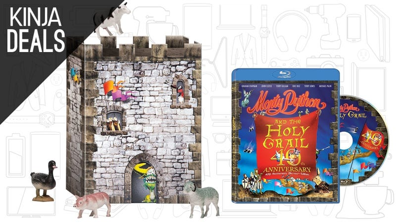 Illustration for article titled Today's Best Media Deals: Monty Python, Doctor Who, and More