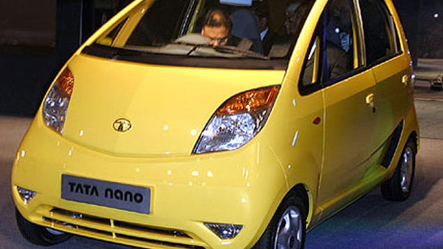sub 2000 tata nano is officially the world 39 s cheapest car. Black Bedroom Furniture Sets. Home Design Ideas