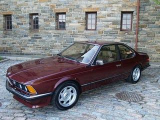 Illustration for article titled 1985 BMW 635CSI Euro Thrash for $11,995!