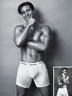 Illustration for article titled People's Hottest... Whoa, Check Out His Package!