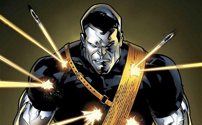 Illustration for article titled Coloso, de los X-Men también saldrá en la película de Deadpool
