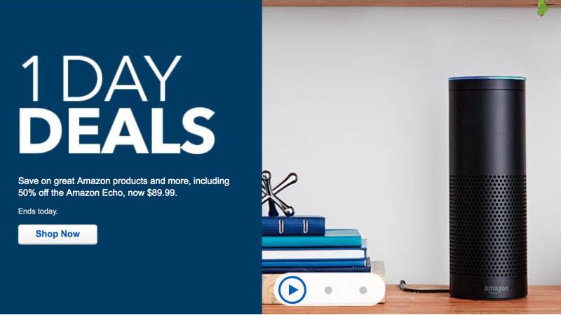 Día de rebajas de Best Buy en dispositivos de Amazon