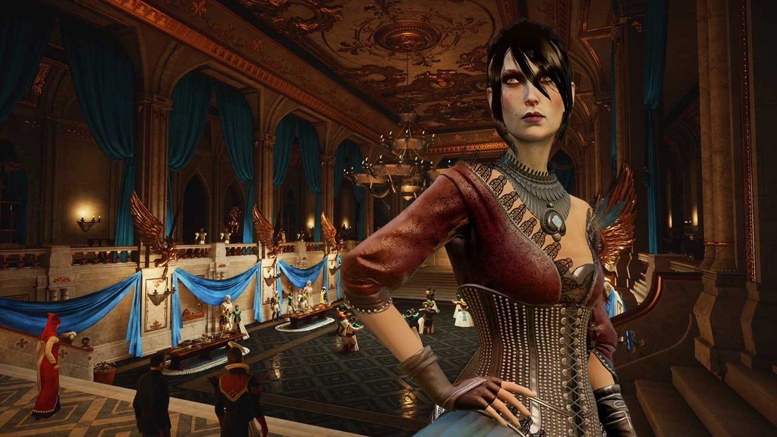 Player Finds Spooky Secret Message In Dragon Age Inquisition