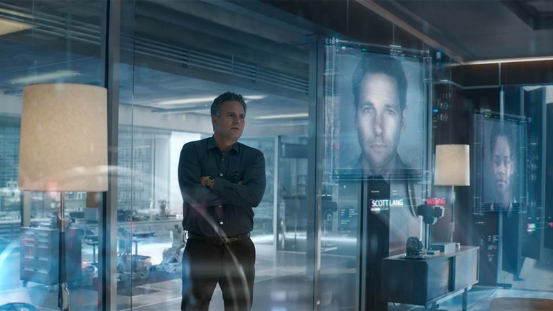 Bruce Banner (Mark Ruffalo), pondering the past.