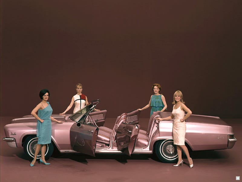 Illustration for article titled There once was an Impala Convertible with four doors