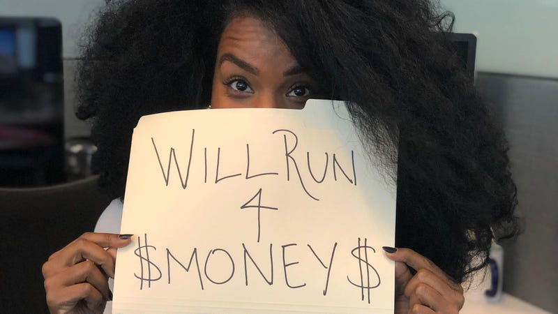Bish, I Be Running Week 6: Fundraising Is 'Fun' (Said No One)