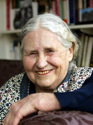 Illustration for article titled Doris Lessing Says Fuck Discretion, Writes About Pits