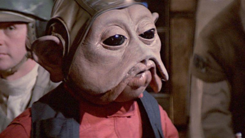 Illustration for article titled R.I.P. Star Wars actor Richard Bonehill