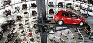 Illustration for article titled Detroit Auto Show: 2009 VW Passat CC Joins the Self Parking Party