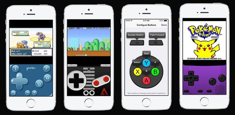 Juega como en la Game Boy con este emulador gratis para iPhone y iPad