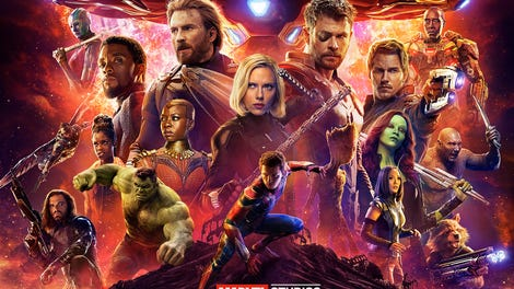 Infinity War Is Just Way Too Much Movie For One Avengers Movie