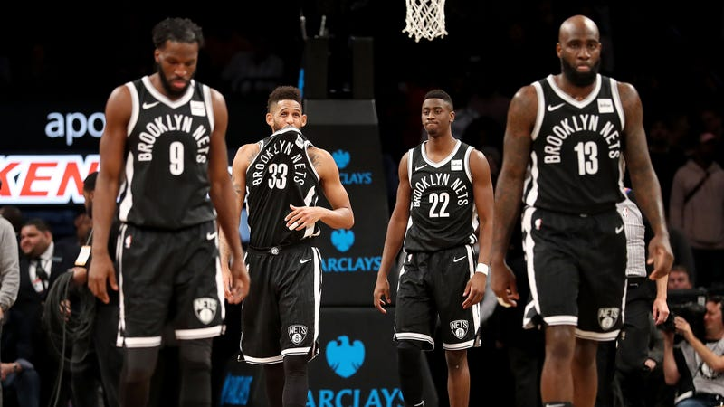 5 Times The Brooklyn Nets Play...