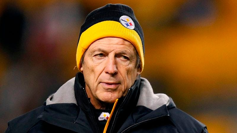 Illustration for article titled Dick LeBeau Confident He Still Has 30 Or 40 Years Of Coaching Left In Him