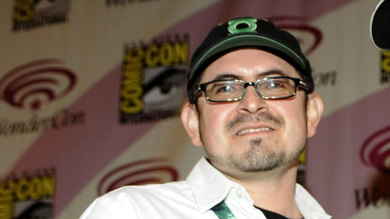 Eddie Berganza at Wondercon 2011. (Photo: Tim Mosenfelder/Getty Images)