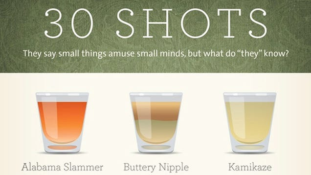 Alcohol Shots Challenge [1] - YouTube