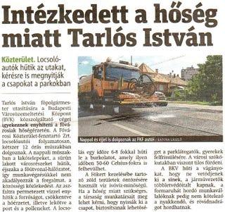 Illustration for article titled Tarlós István fényes győzelmet aratott