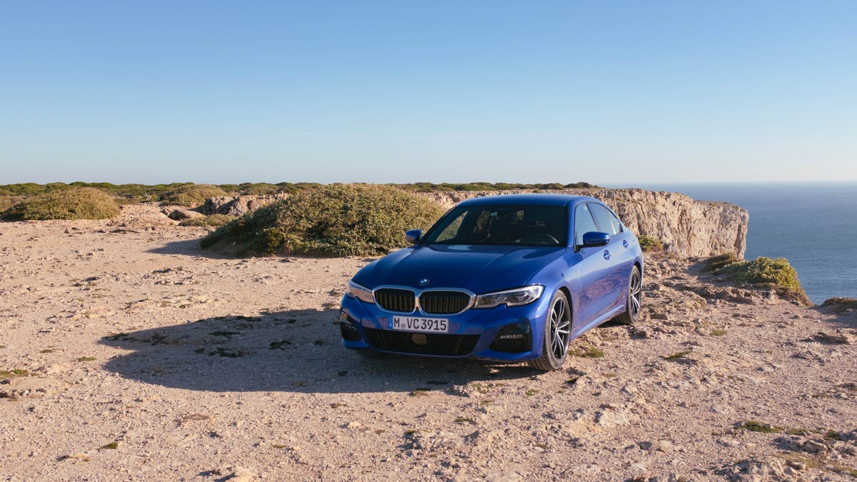 The 2019 BMW 3 Series Is Back to Being a Great Driver's Car