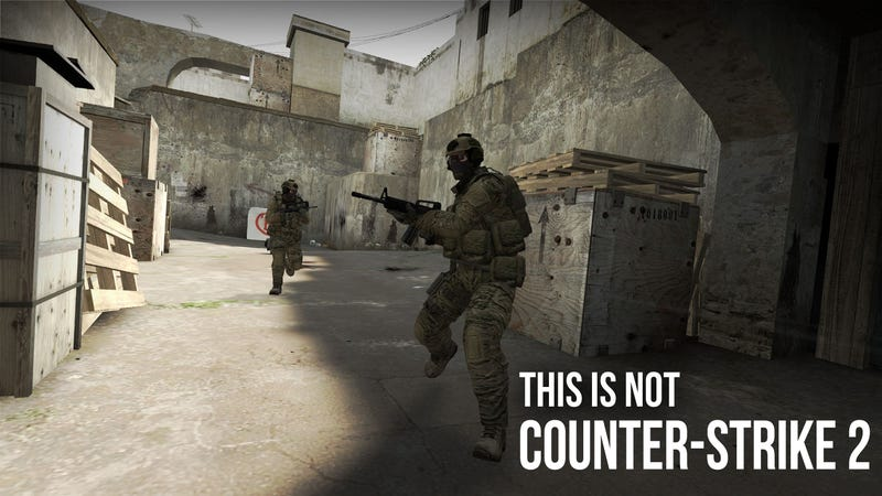 Illustration for article titled What the New Counter-Strike Is and Isn't, According to Valve