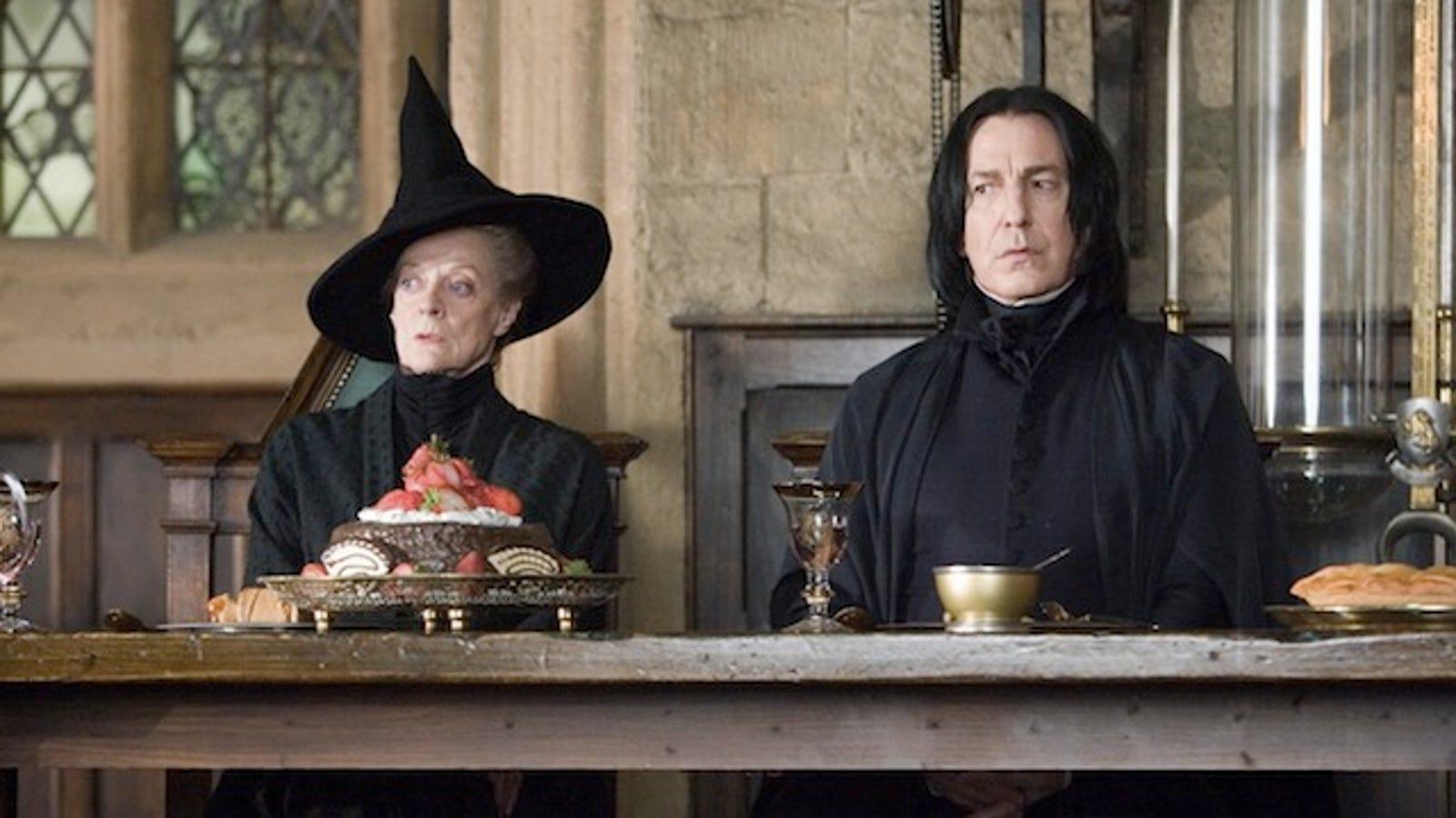 What If Hogwarts Had A Mandatory Sex Ed Class?