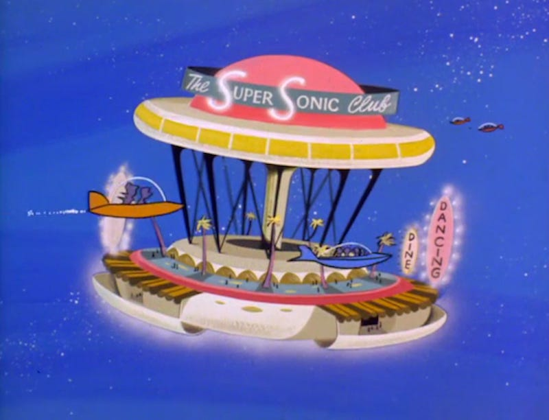 Illustration for article titled Viva Las Venus: The Jetsons and Wholesome Hedonism
