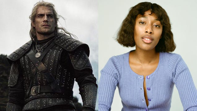 Netflix s Witcher Prequel Recasts Sophia Brown in the Lead Role