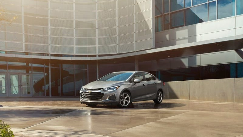 Illustration for article titled Ohio Chevy Cruze Plant Cancels A Shift, Cuts Hundreds Of Jobs