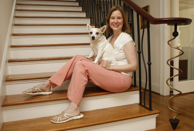 Illustration for article titled Ann Patchett Would Like to Clarify That She is Not Married to Her Dog
