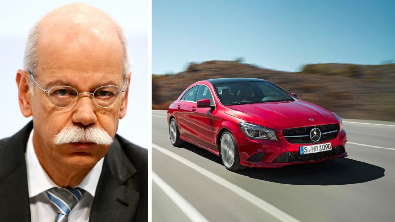 Illustration for article titled Why The CLA Is A Huge Deal For Mercedes-Benz And Its Chairman