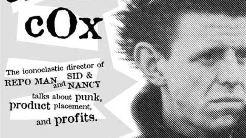 Illustration for article titled Alex Cox