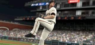 Illustration for article titled MLB 2K10 Says The Giants Win The Pennant — And World Series