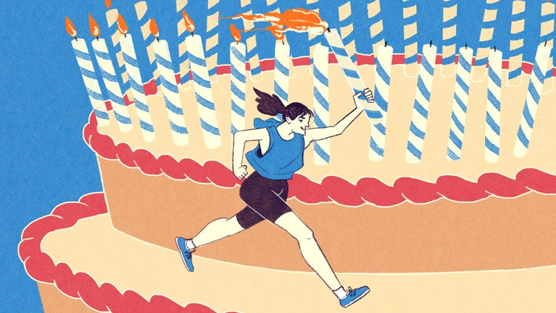 Illustration for article titled How much life can you earn if you exercise?