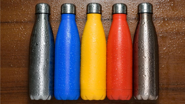 The Best Ways to Clean a Metal Water Bottle