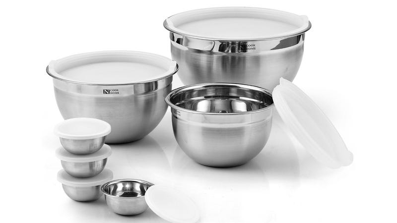 14-Piece Mixing Bowl Set, $22
