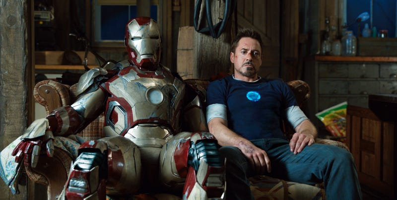 Illustration for article titled Dos dibujantes demandan a Marvel por el diseño de armadura de Iron Man