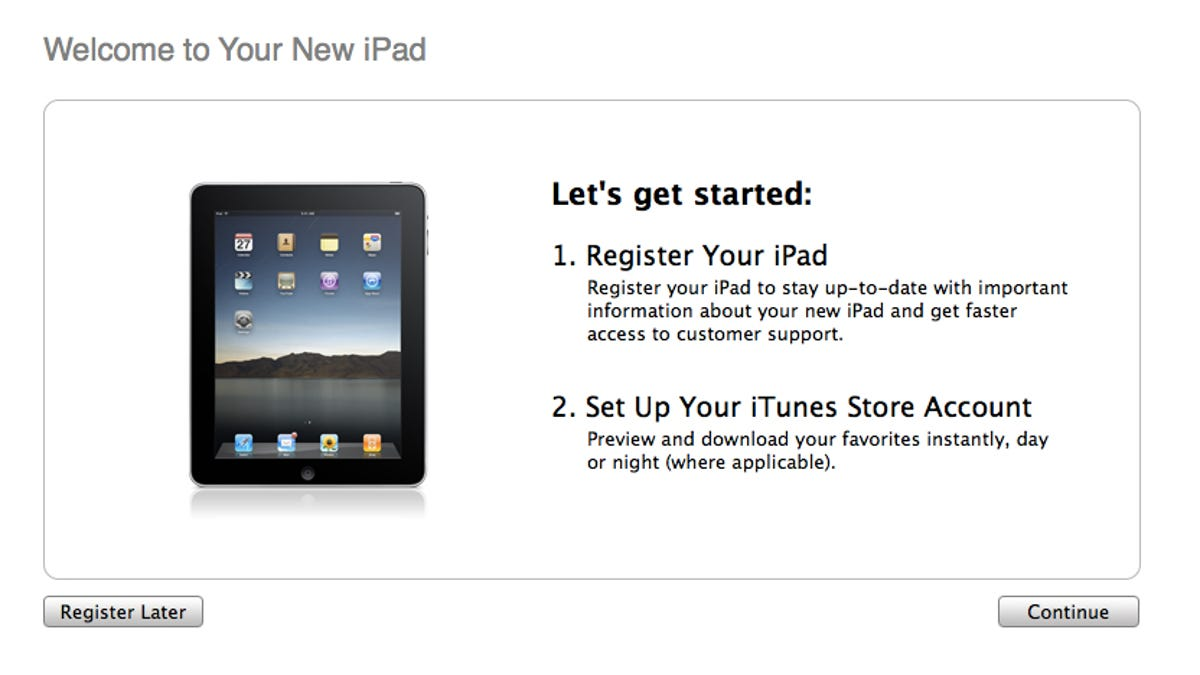 How To: Set Up Your iPad the Right Way