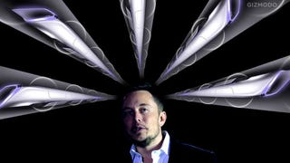 Illustration for article titled Elon Musk Says He's Building a Hyperloop Test Track