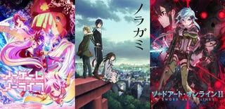 Illustration for article titled Ani-TAY's Top 15 Anime Openings of 2014