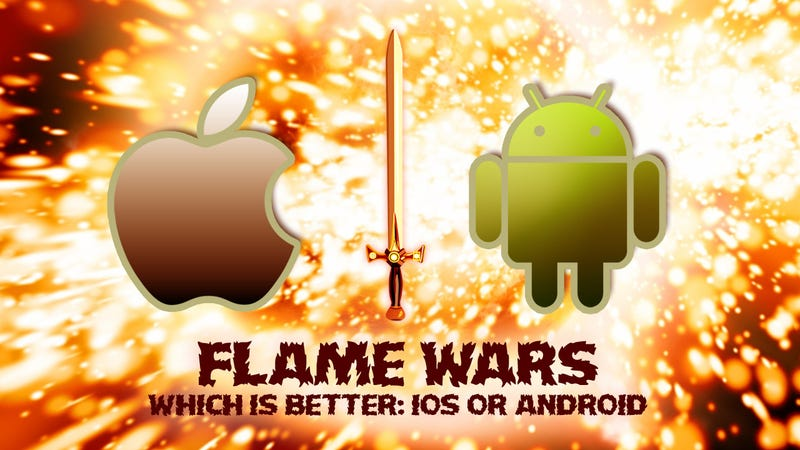 iOS vs  Android: Your Best Arguments