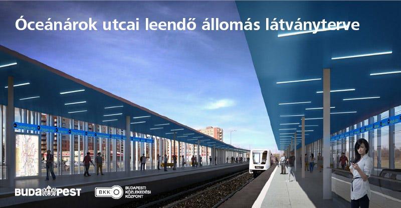 Illustration for article titled Végre eltakaríthatják Budapestről a kommunista metrómegállókat!