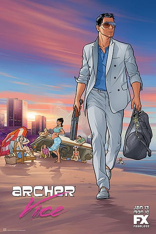 Illustration for article titled Anyone Else Watch Archer?