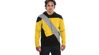 Illustration for article titled Finally, a hoodie worthy of a True Klingon Warrior