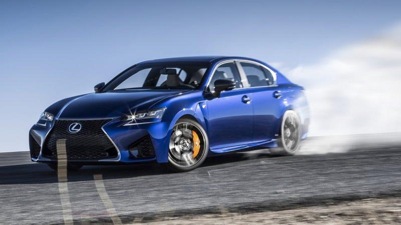 Lexus Review For Jalopnik